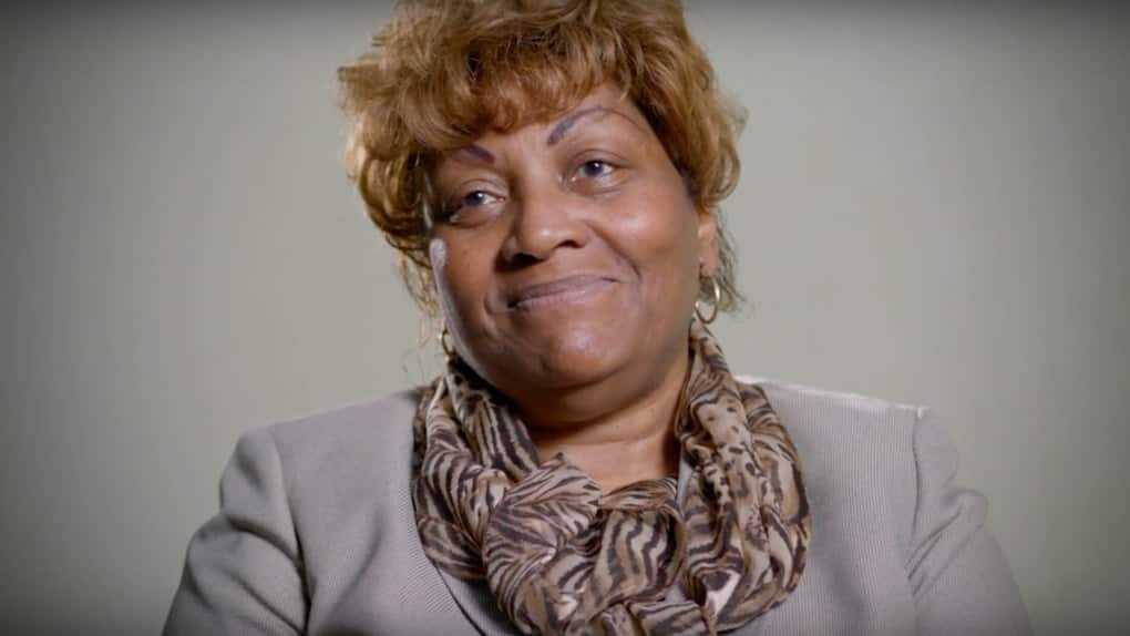 Cecelia Jefferson, multiple sclerosis patient at Shepherd Center