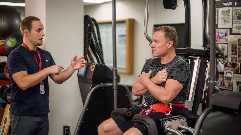 Stroke Rehabilitation Center | Shepherd Center