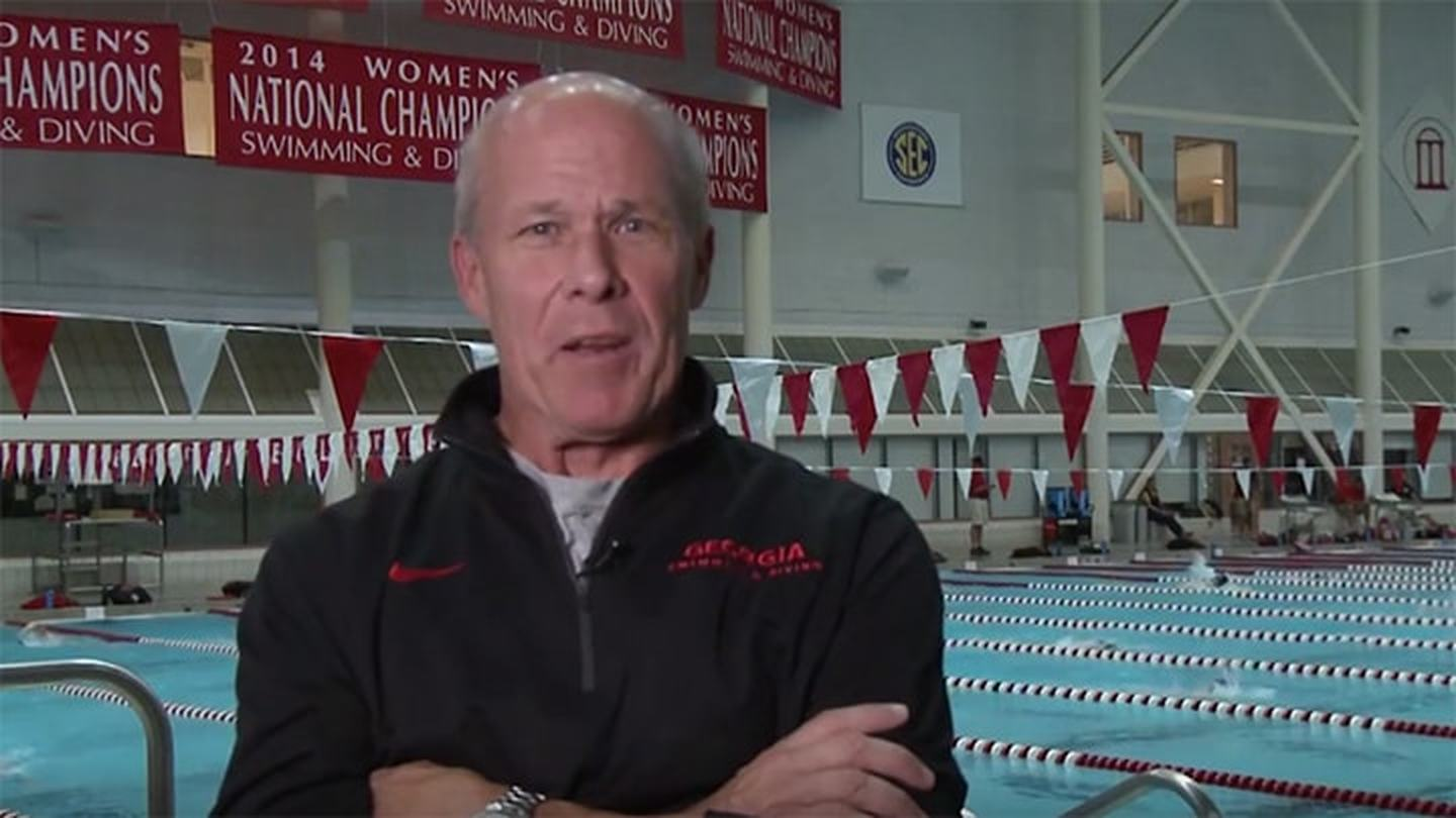 University of Georgia Coach Jack Bauerle discusses how to prevent injury while diving