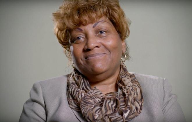 Cecelia Jefferson, multiple sclerosis patient at Shepherd Center
