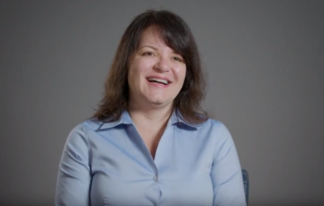 Dana Berry discusses her multiple sclerosis treatment at Shepherd Center