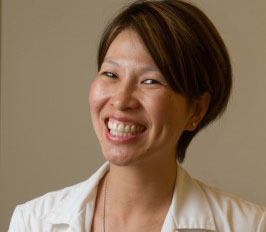 Smiling headshot of Dr. Anna Elmers, Shepherd Center physical medicine and rehabilitation specialist