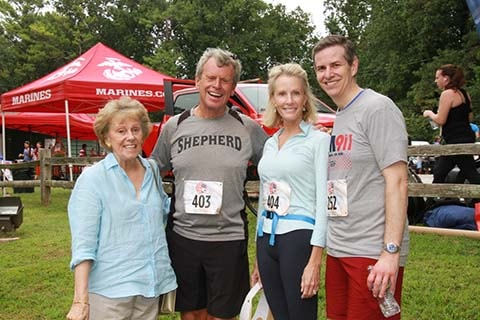 Shepherd Center staff at the 2018 RPM 911 Race