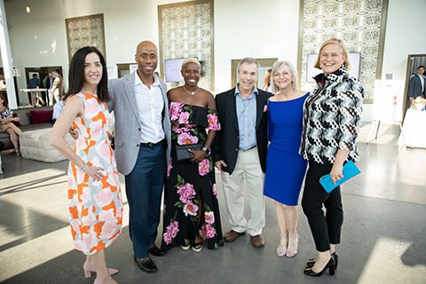Attendees at Shepherd Center's 2019 Summer in the City fundraiser