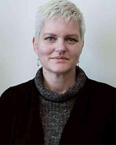 Amy Kolarova, D.O., is a physiatrist at Shepherd Center.