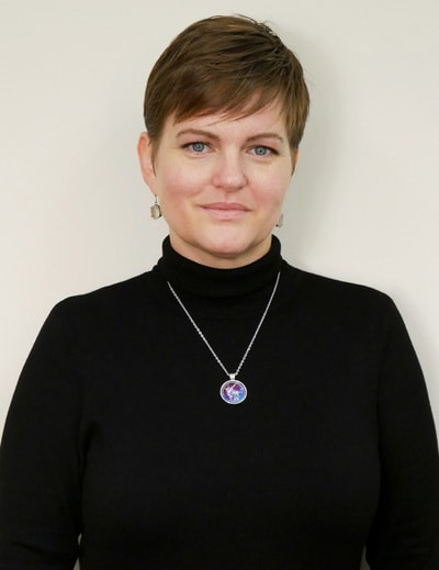 Amy Kolarova, D.O., staff physiatrist at Shepherd Center