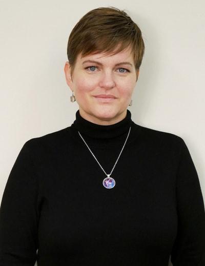 Amy Kolarova, D.O., staff physiatrist at Shepherd Center
