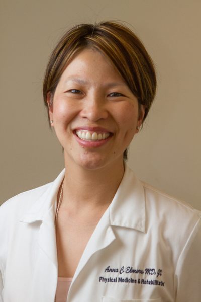 Dr. Anna Choo Elmers at Shepherd Center