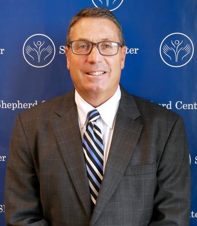 Joe Nowicki, Vice President of Facility Services at Shepherd Center