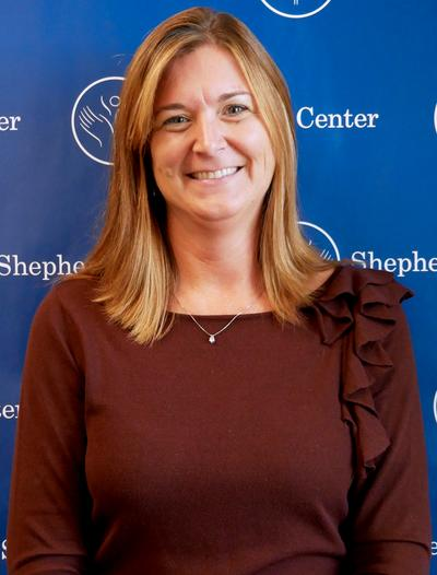 Marsha Hanson, Director of Outpatient Services at Shepherd Center