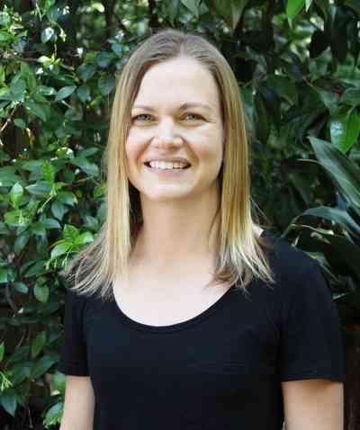Allison McIntyre, MOT, OTR/L -- Occupational Therapist, SCI Clinical Research Scientist