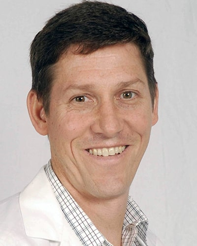 Dr. Brock Bowman, Associate Medical Director at Shepherd Center