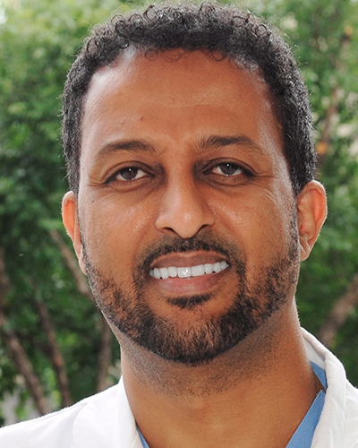 ChiChi Berhane, M.D., MBA, Medical Director, Reconstructive Surgery at Shepherd Center