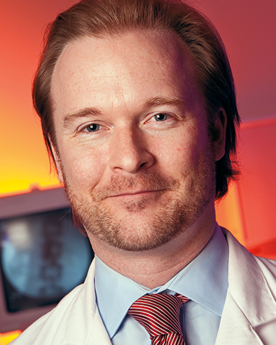 J. Tobias Musser, M.D. Staff Physiatrist  at Shepherd Center Spine and Pain Institute