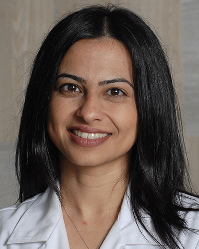 Dr. Payal Fadia at Shepherd Center