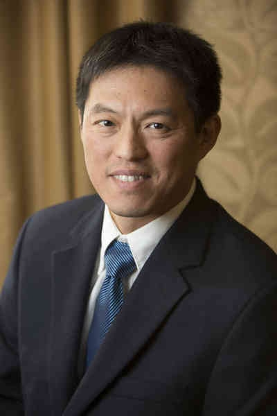 John Lin, M.D., Medical Director, Spinal Cord Injury Program
