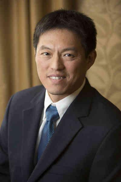 John Lin, M.D., Medical Director, Spinal Cord Injury Program