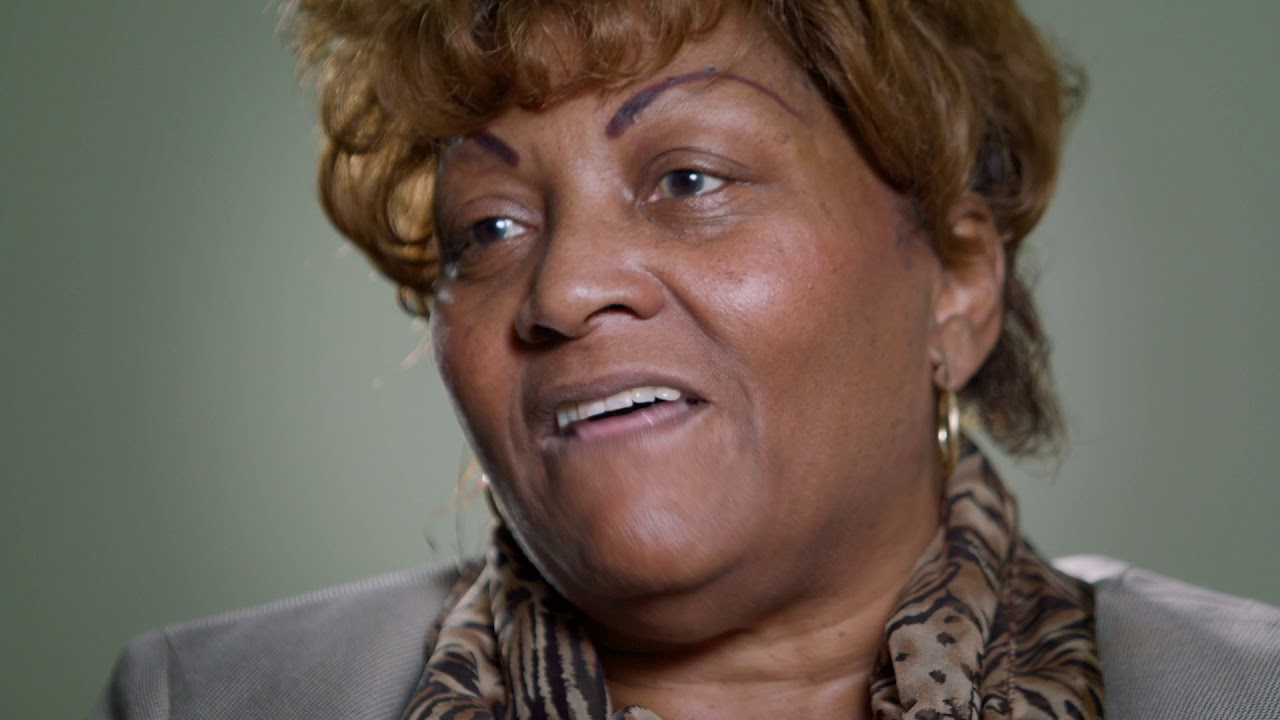 Former Shepherd Center patient Cecelia Jefferson shares her Story of Hope testimonial