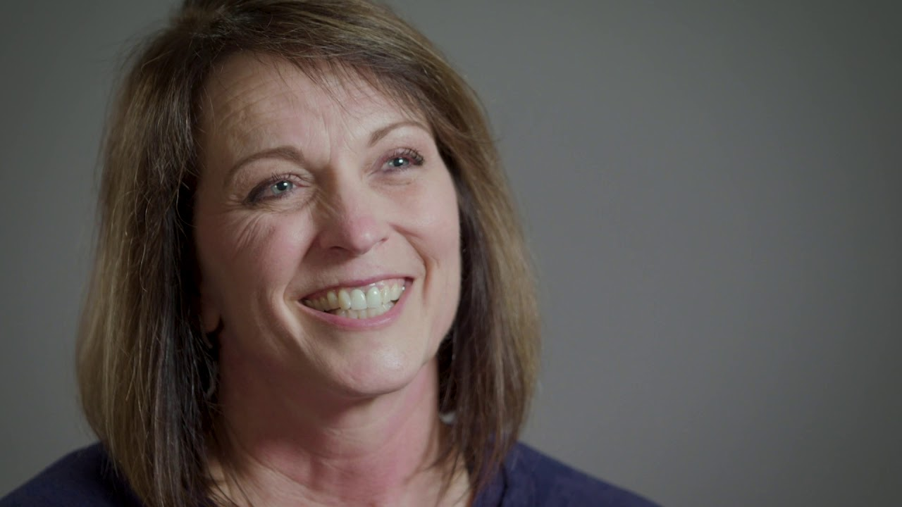 Former Shepherd Center patient Tina Davis shares her Story of Hope testimonial