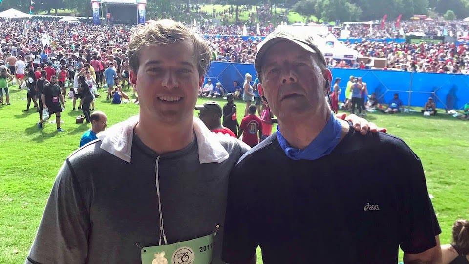 Former Shepherd Center patient John Blair, M.D., shares his Story of Hope testimonial